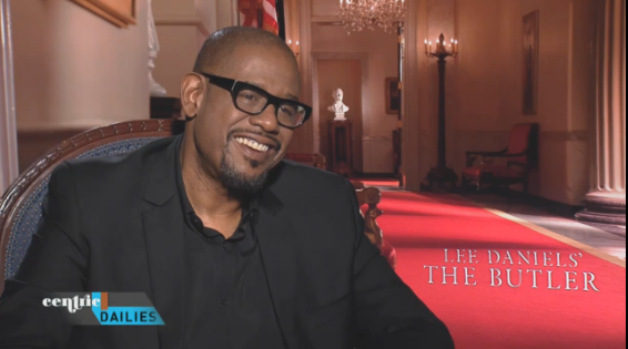 "My Interview with Forest Whitaker of ""The Butler"""